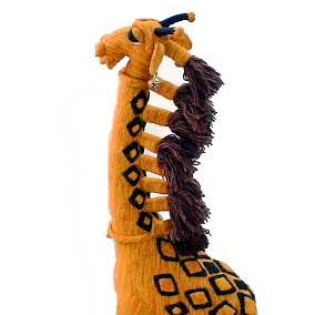 Barefoot Barbara Sansoni toys キリン