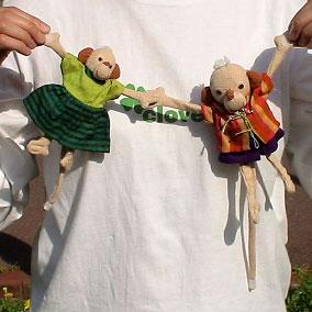 Barefoot Barbara Sansoni toys
