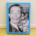 洋書 Artists and their Cats